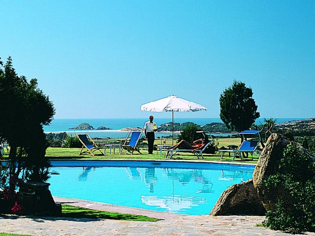 Hotel Spartivento Chia Southern Sardinia