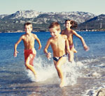 Children in Sardinia
