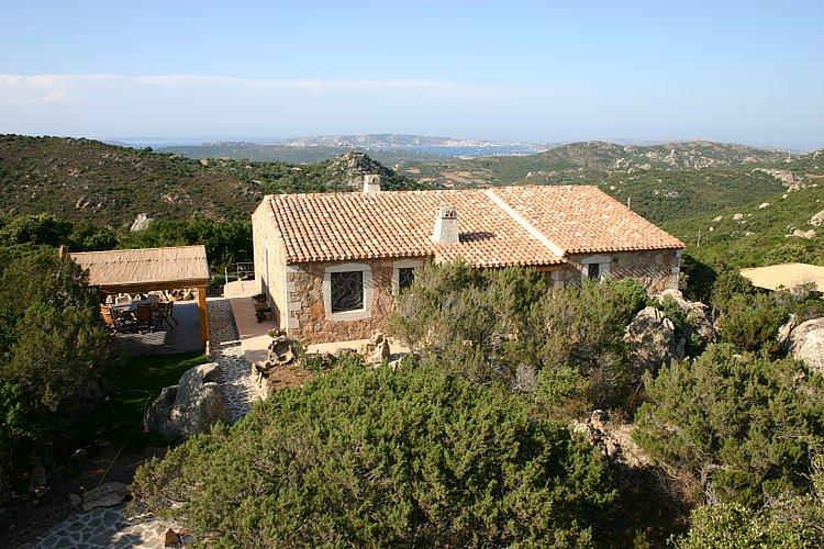 Villa Lo Stazzu For Sale - Costa Smeralda - Sardinia