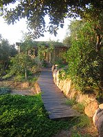 Villa L'Orto Dei Limoni, South of Olbia, Sardinia - Courtesy of Andrea Smart