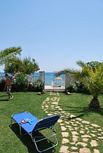 Villa Le Pleadi, for sale, on the beach, Pula, Sardinia