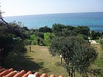 Villa Tatiana, on the South Coast of Sardinia